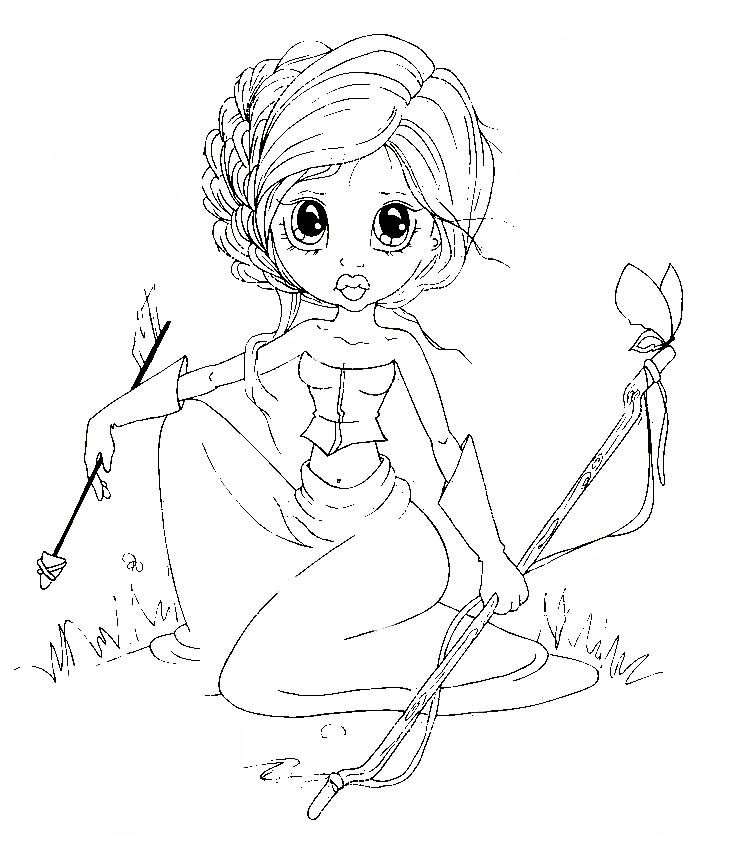 Saturated Canary | coloring pages | Coloring pages | Pinterest ...