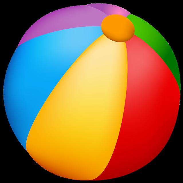 Free Download Png Balls Clip Art Beach Ball Book Decor