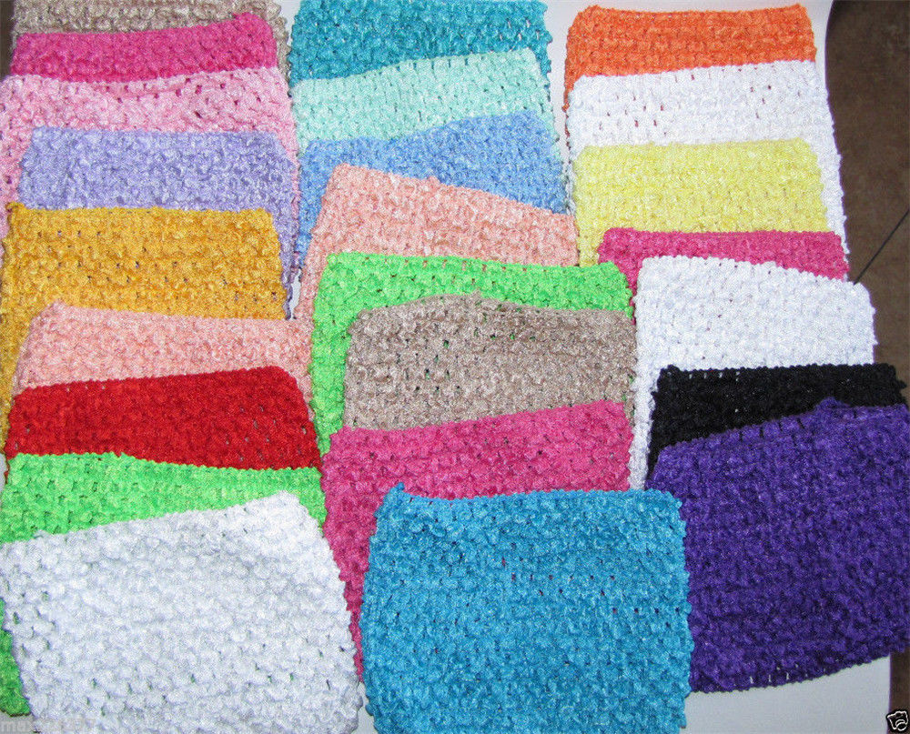 9/'/' Crochet  Elastic Band For makeing Tutu sold by yard