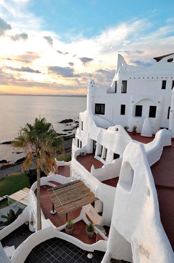 10-Point Escape Plan to Punta del Este, Uruguay (Pictured here: Casa Pueblo)