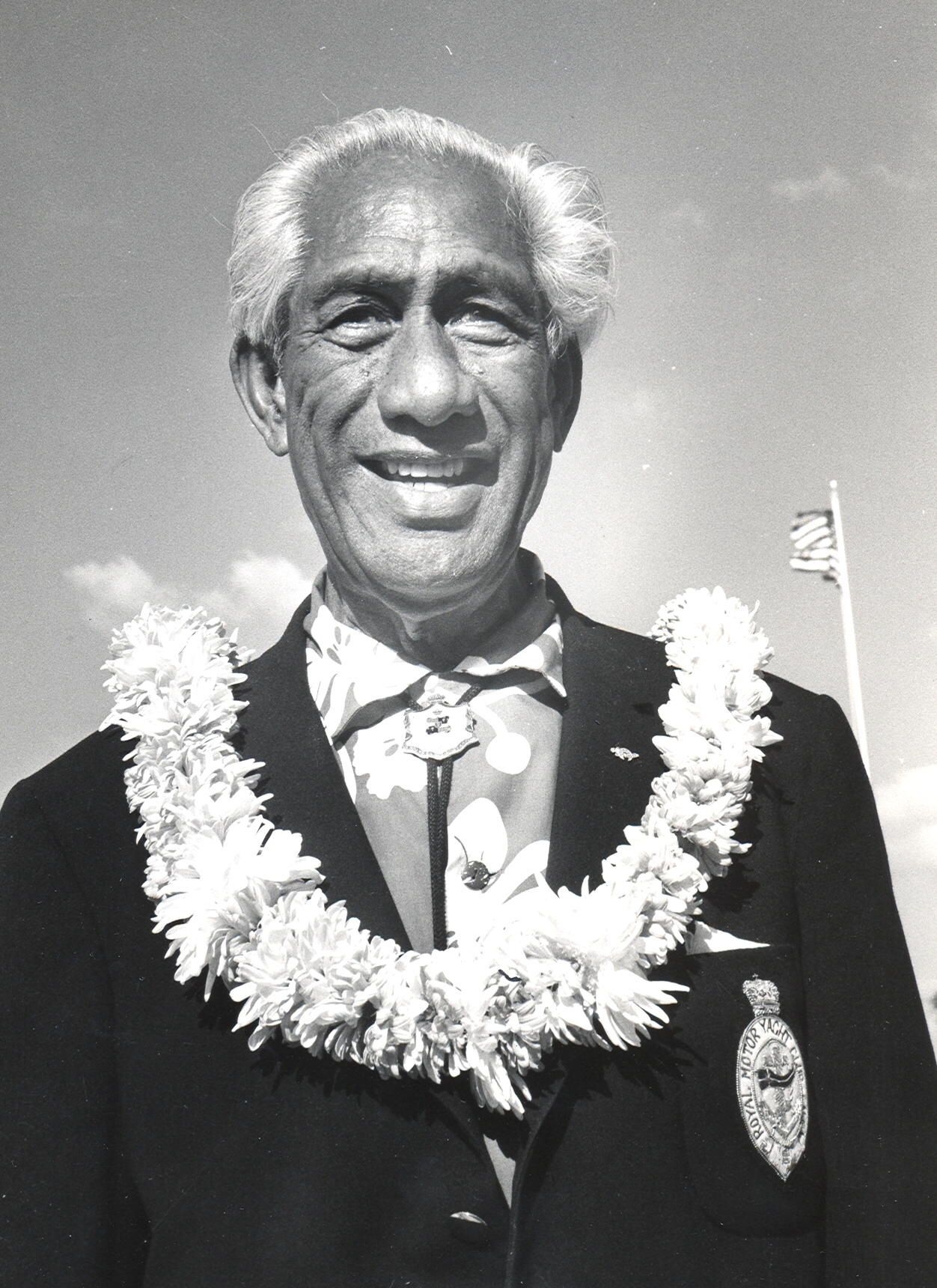 #dukekahanamoku #lei #hawaii #surfing #flowers