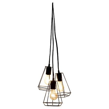 Lighting Target Cluster Pendant Lighting Pendant Light Brass