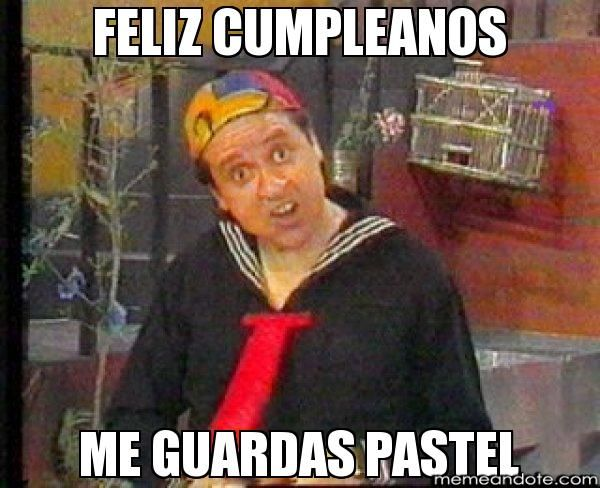 Funny Happy Birthday Mexican Meme : Frases engraçadas memes happy birthday and birthdays