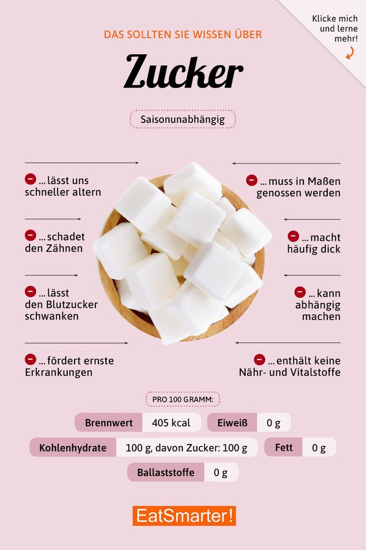Zucker #nutrition
