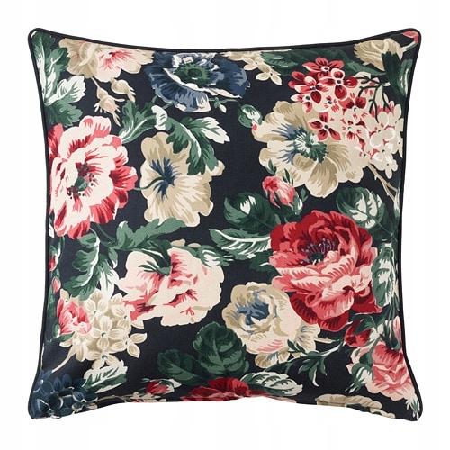 Ikea Leikny Poszewka Na Poduszke 50x50 Kwiaty 8223253975 Oficjalne Archiwum Allegro Cushions Ikea Floral Cushions At Home Furniture Store
