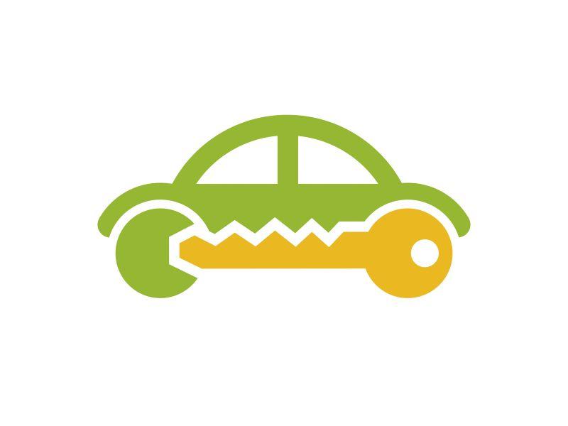 Logo For Car Rental Company Car Rental Car Logo Design Car Rental Company