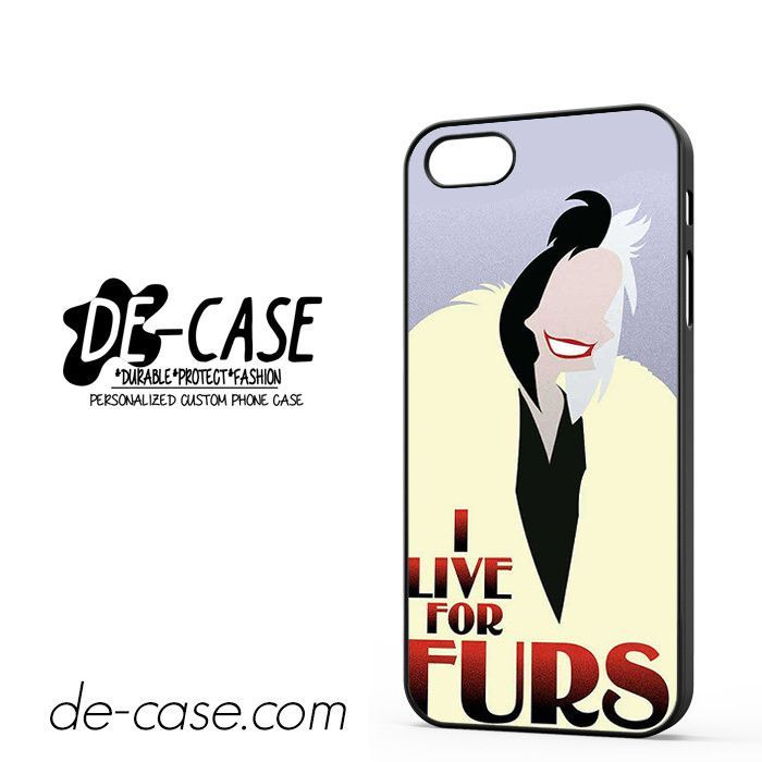 Cruella DEAL-2873 Apple Phonecase Cover For Iphone 5 / Iphone 5S