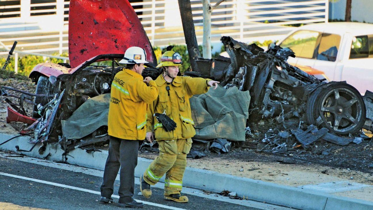 Paul Walker\'s Death: Details Emerge About Crashed Porsche Carrera GT