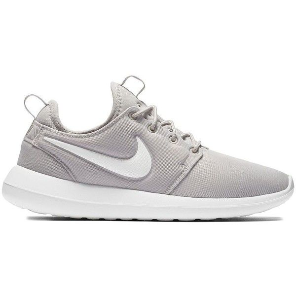0ad798ddf89b7 Nike Women s Roshe Two Lace-Up Sneakers ( 90) ❤ liked on Polyvore featuring  shoes
