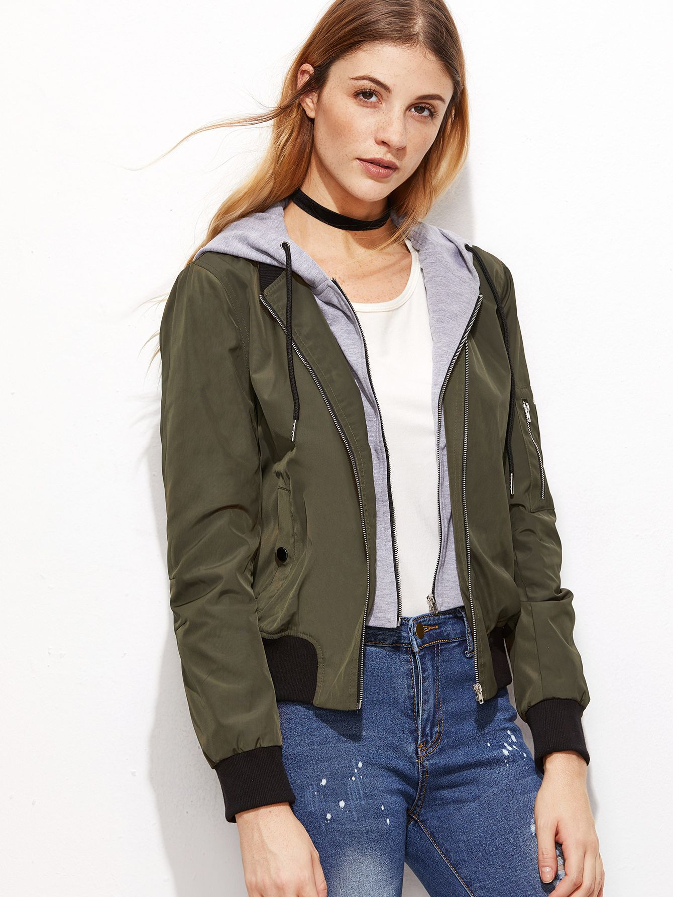 jacket161026707 2 Moda Asiática d91574cdec1