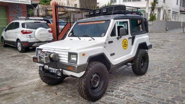 Gurgel Tocantins X12 Teto Rigido Carro Gurgel Projetos De