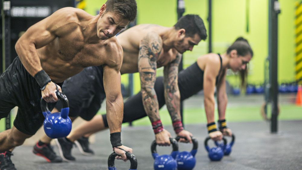 15 minutes and a kettlebell are all you need for a great