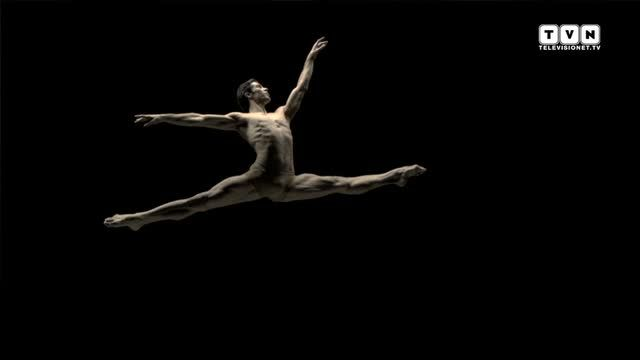 Roberto Bolle's dancing represents energy, combining talent and innovation, passion and commitment. #rethinkenergy