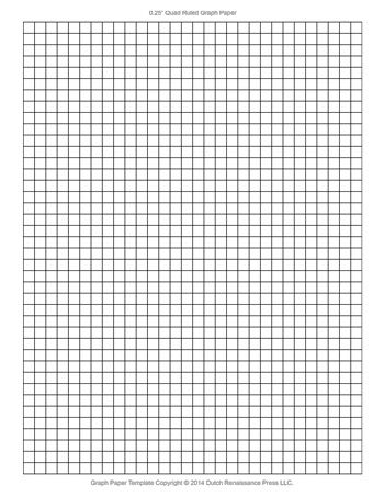 Graph-Paper-Template-Letter-025-inch-quad-ruled-350 skool goed - half inch graph paper template