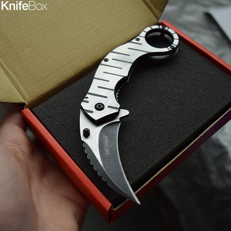 July Knifebox Knife Shopping Pocket Knife