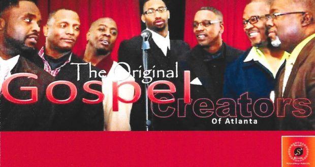 The Original Gospel Creators of Atlanta - Blessed by the Best - The Journal of Gospel Music