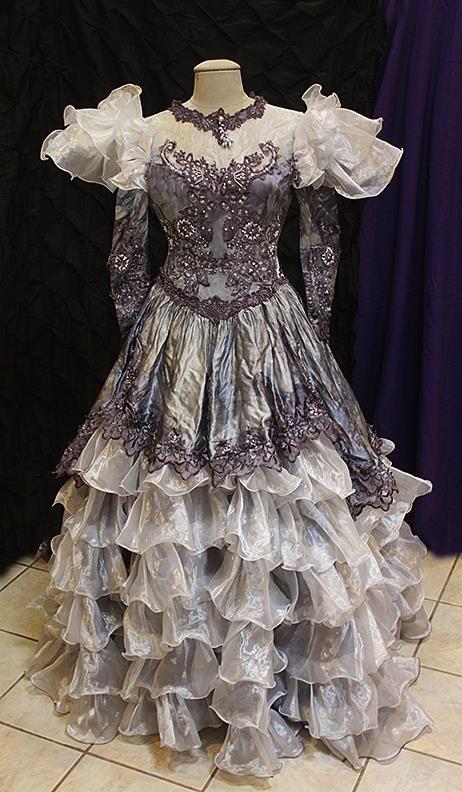 Jallona's Wedding Dress (Northern Lights)