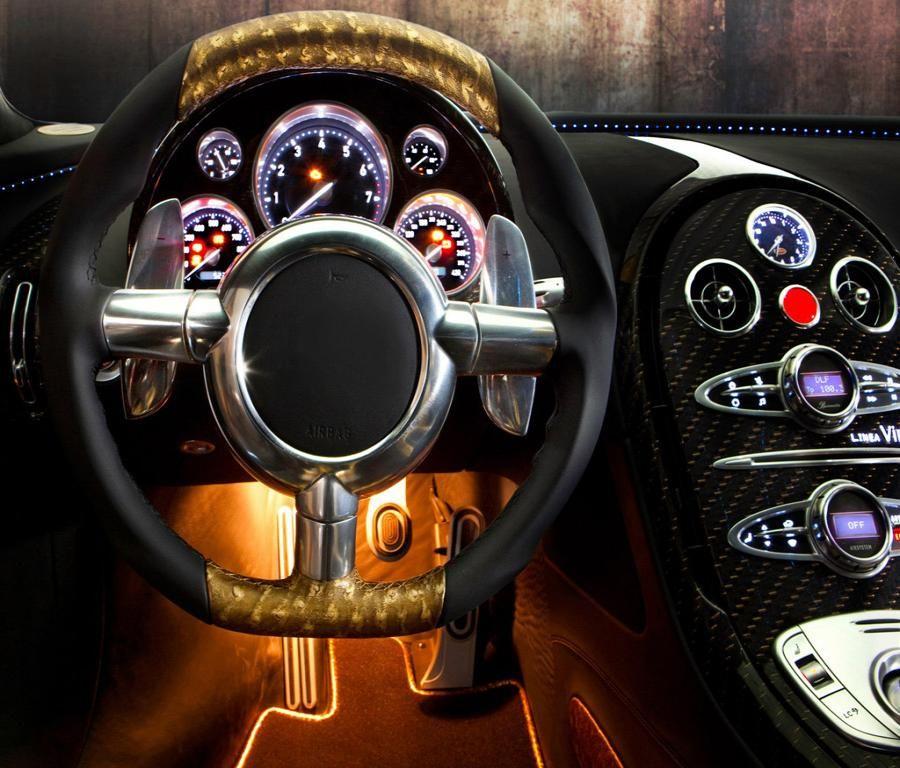 Bugatti Veyron Interior   Cars Wallpapers   Pinterest   Bugatti ...