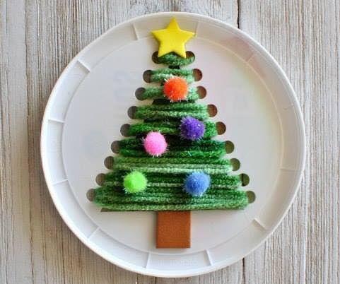 Lavoretti Di Natale Per La Scuola.Lavoretti Creativi Di Natale Per Bambini A Casa O Alla