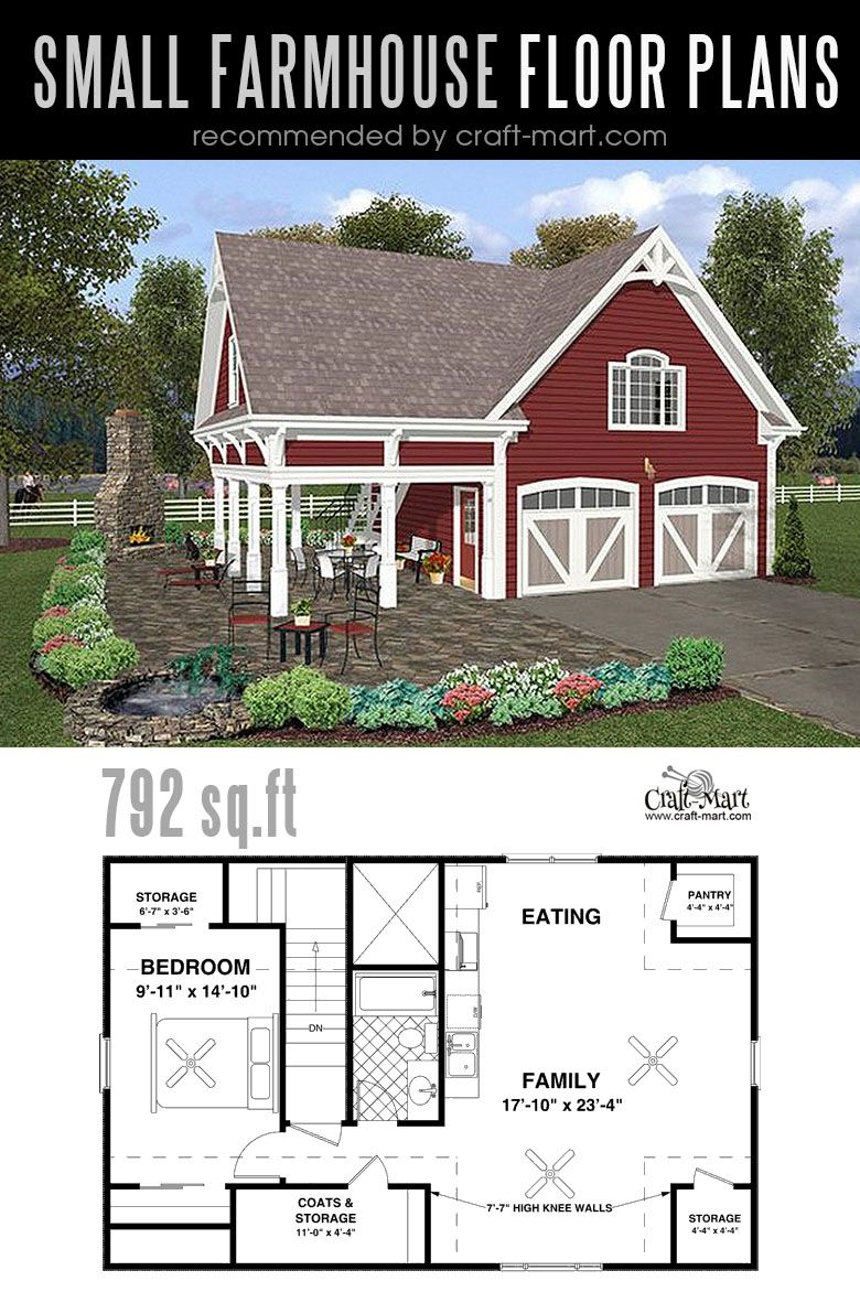 Small Farmhouse Plans For Building A Home Of Your Dreams Craft Mart Small Farmhouse Plans Farmhouse Plans Modern Farmhouse Plans
