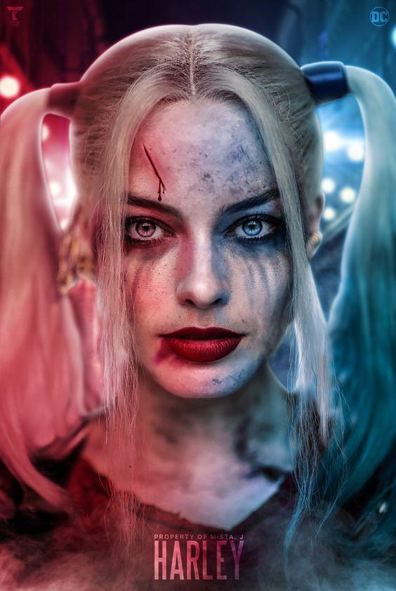 40 Wallpapers y Fondos de Pantalla de Harley Quinn |  Si te gustan los  y sobre todo  Entonces tien