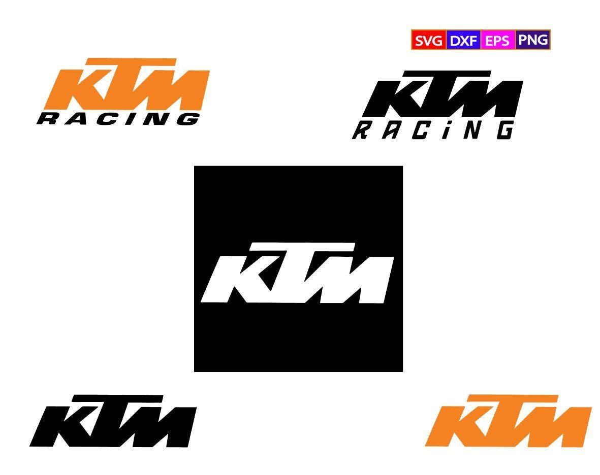 Ktm Logo Ktm Racing Svg Ktm Logo Svg Ktm Orang Svg Ktm Motorcycle Logo Cricut File Silhouette Cameo Svg Png Eps Dxf