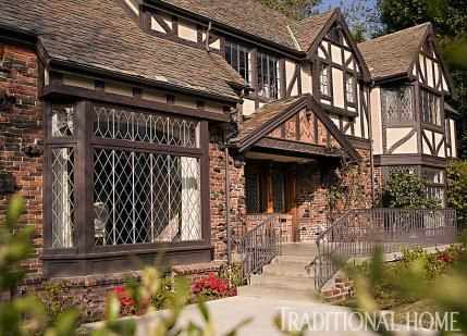 i want a tudor style house before i die starting my retirement