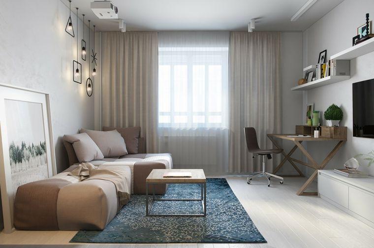 Aménager un studio : intérieurs design de moins de 30m2   Attic ...