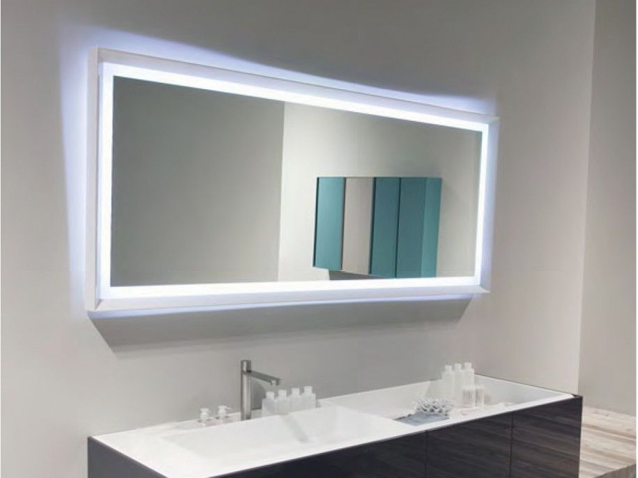 Cool Bathroom Mirror Ideas cool bathroom mirror ideas digihome | mirror ideas | pinterest