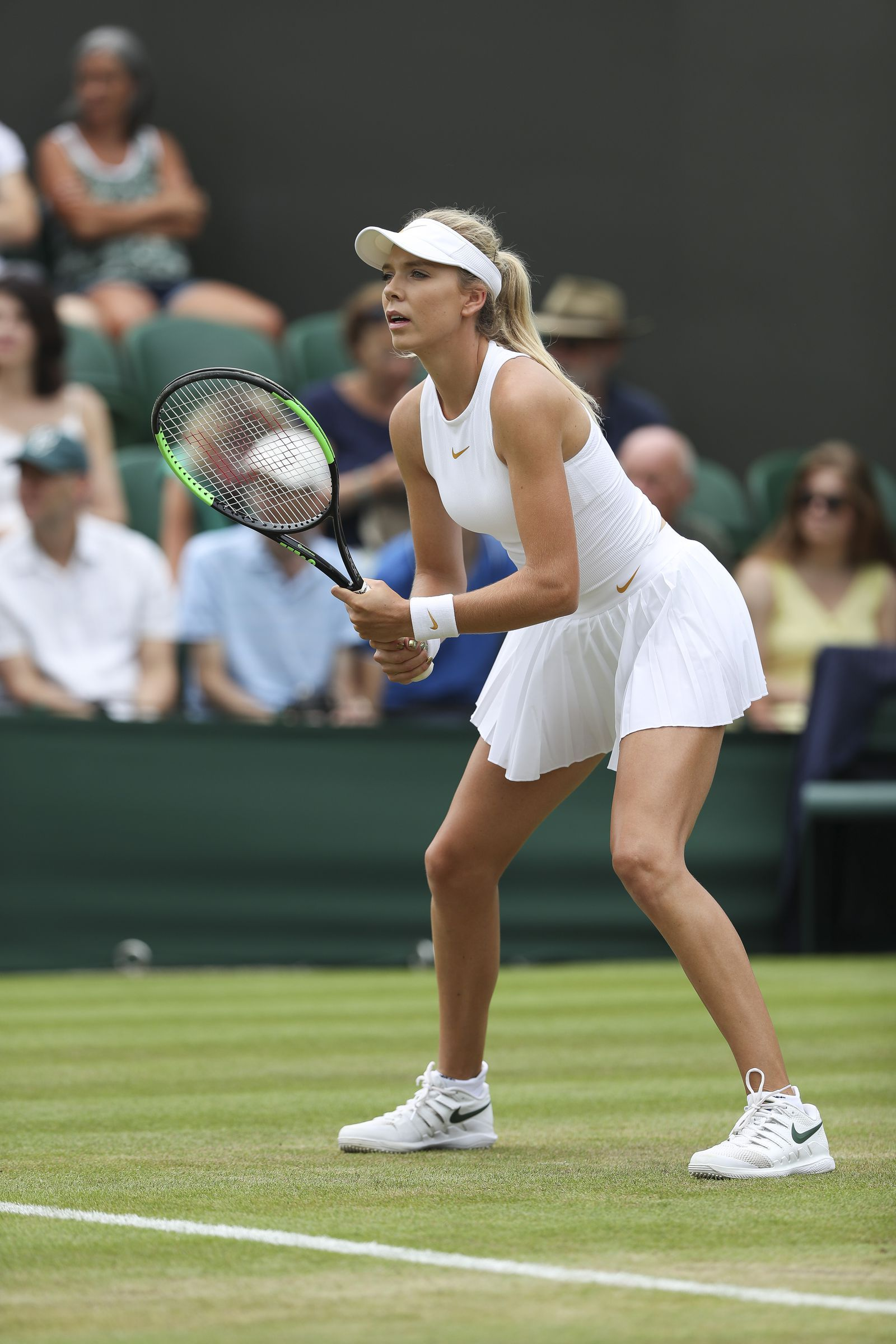 10 Things British Tennis Player Katie Boulter Loves On And Off The Court Tennis Players Female Tennis Outfit Women Tennis Photography