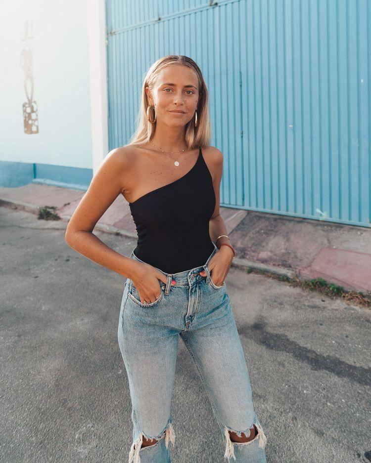 5 tops asymétriques qui flattent toutes les filles   Femme 10   – Outfits fashion