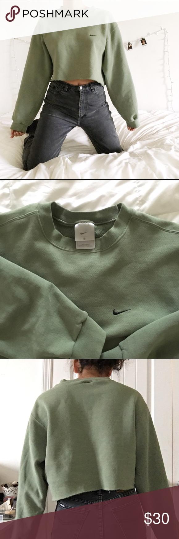 nikeroshe$19 on | Vintage nike sweatshirt, Clothes, Fashion