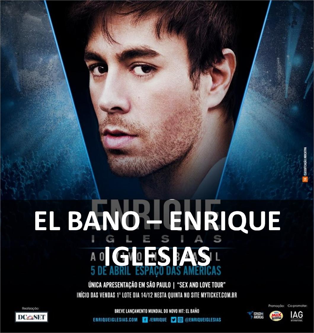 El Bano Guitar Chords Lyrics By Enrique Igleasis Elbano