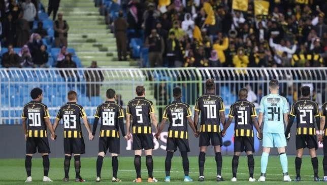 تشكيلة الاتحاد السعودي في مباراة اليوم ضد النصر سبورت 360 أعلن البرازيلي فابيو كاريلي تشكيلة الاتحاد السعودي التي سيخوض ب Sports Jersey Soccer Field Sports