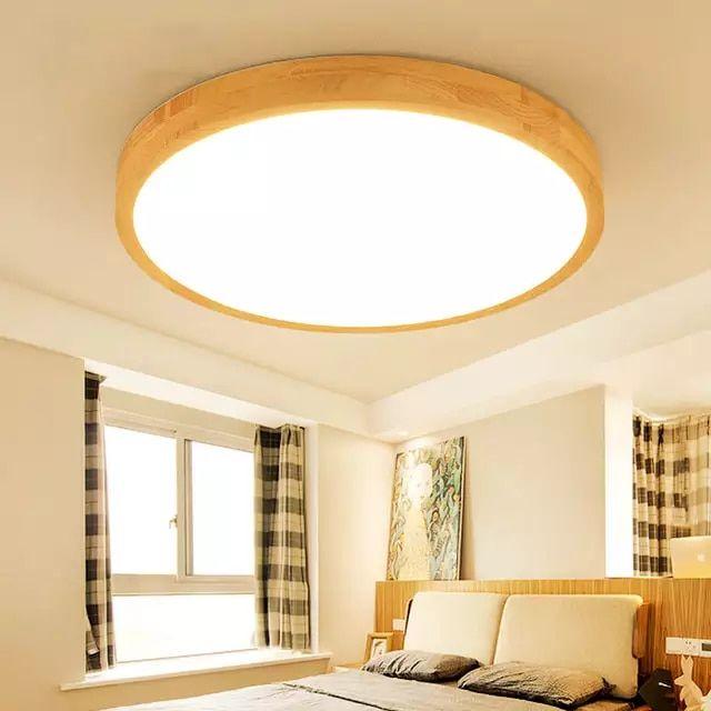 Ultra Dunne Led Decke Beleuchtung Decke Lampen Fur Die Wohnzimmer