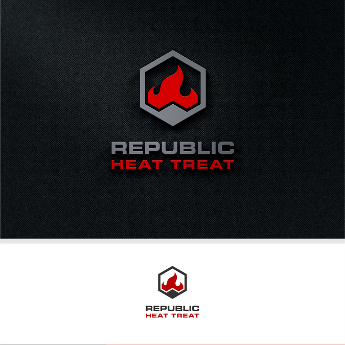 Company Needs The Heat Turned Uped On Its Dying Logo By Victory Face