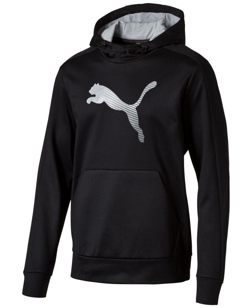 Puma Men S Striker Warmcell Pullover Hoodie Mens Sweatshirts Hoodie Tech Hoodie Hoodies Men