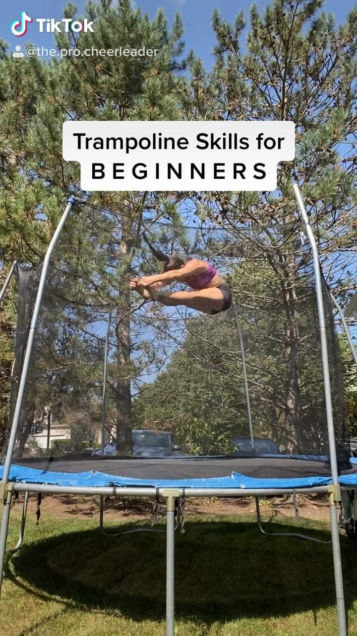 Beginner Trampoline Skills