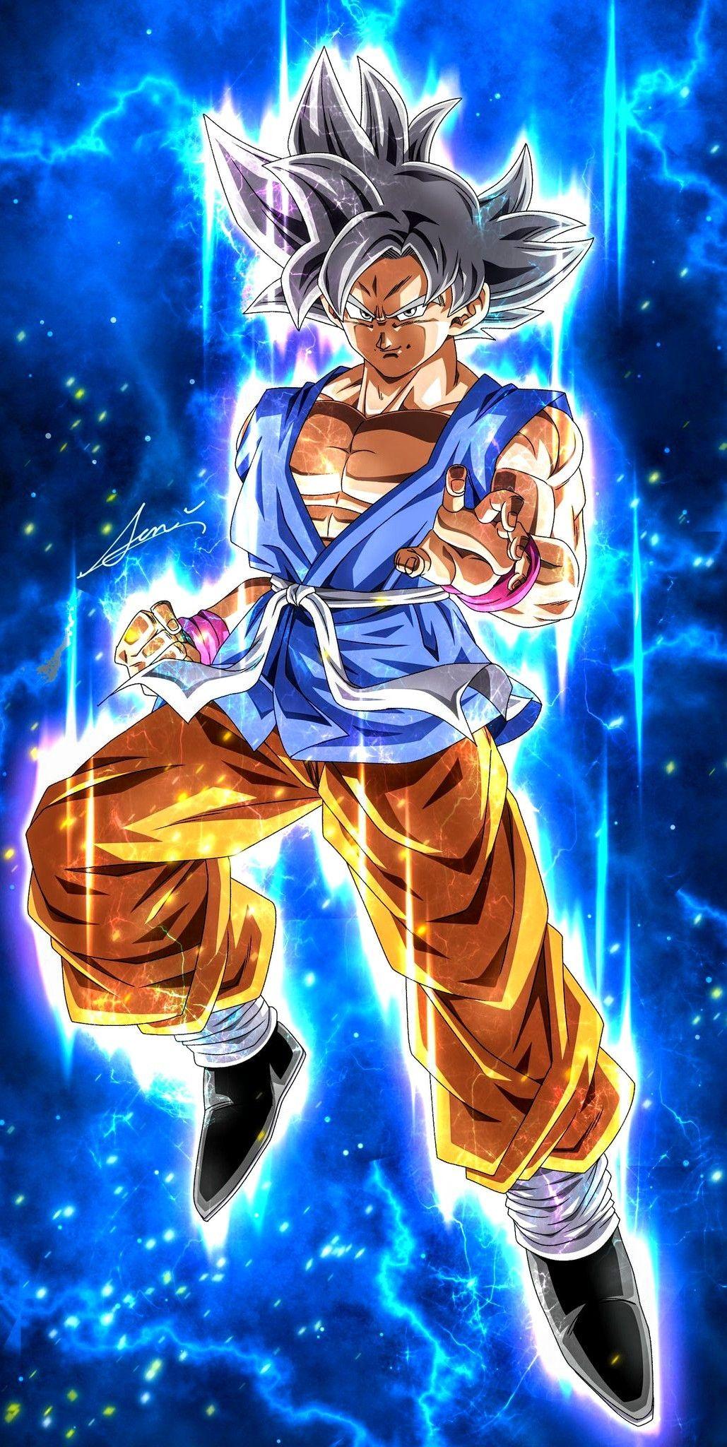 Goku Mui Anime Dragon Ball Super Anime Dragon Ball Goku Dragon Ball Super Manga