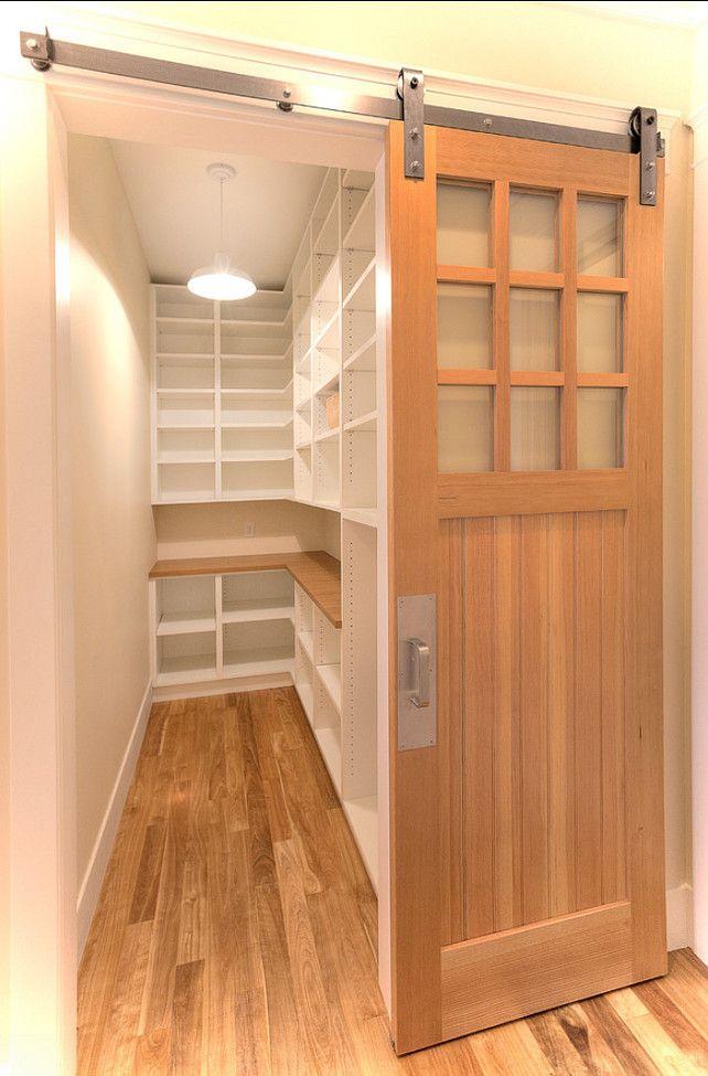 walk in pantry wohnideen pinterest speisekammer k che und vorratsraum. Black Bedroom Furniture Sets. Home Design Ideas