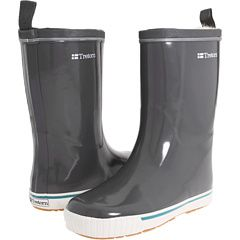 Tretorn skerry metallic rain boot glossy charcoal, Shoes, Gray at 6pm.com