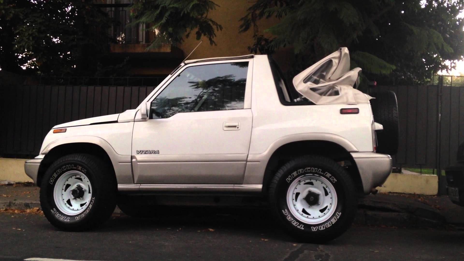 Suzuki Vitara Con Capota Electrica Carros