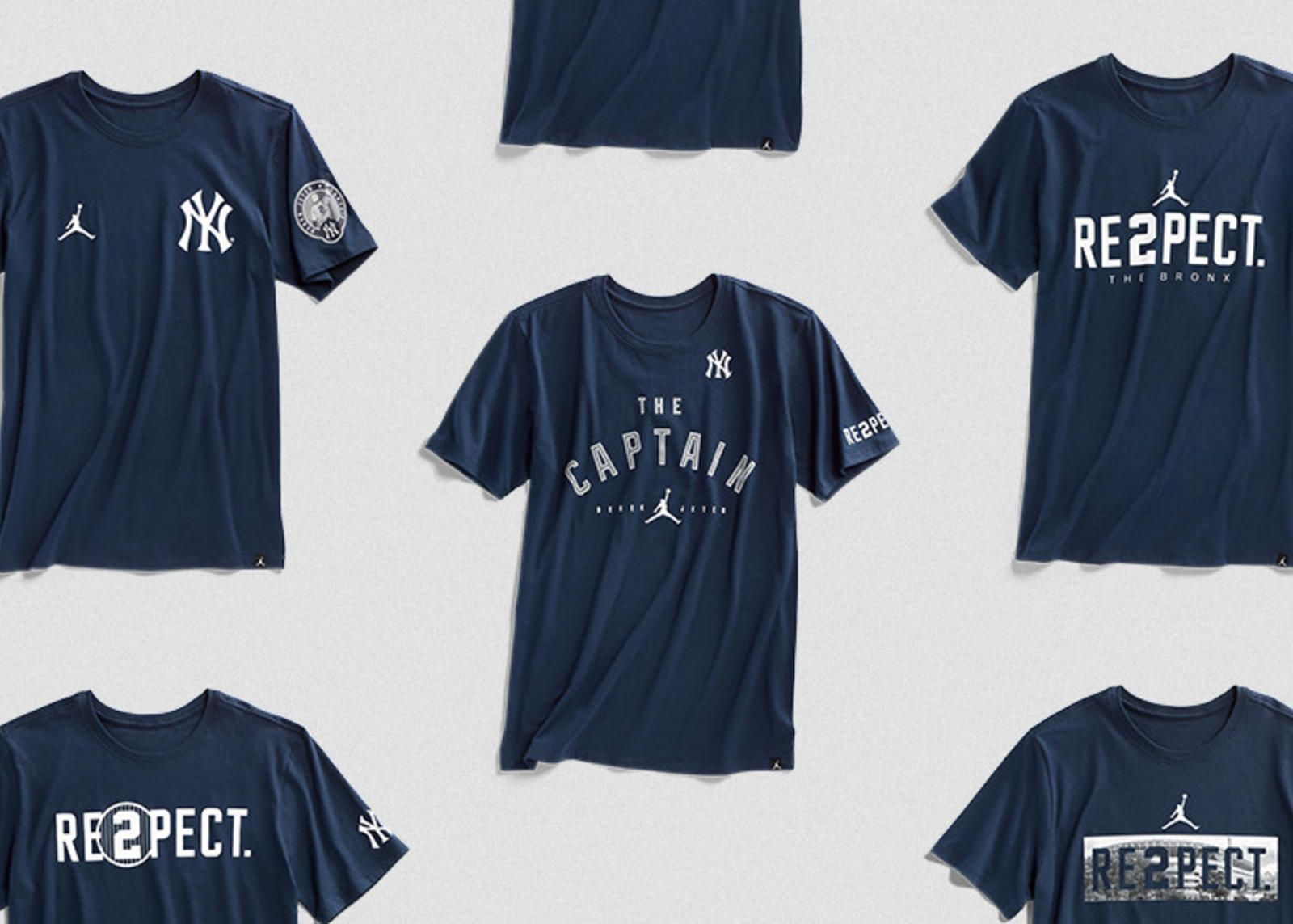 reputable site feed9 43eb2 Jordan Brand Celebrates Derek Jeter's #2 Jersey Retirement ...