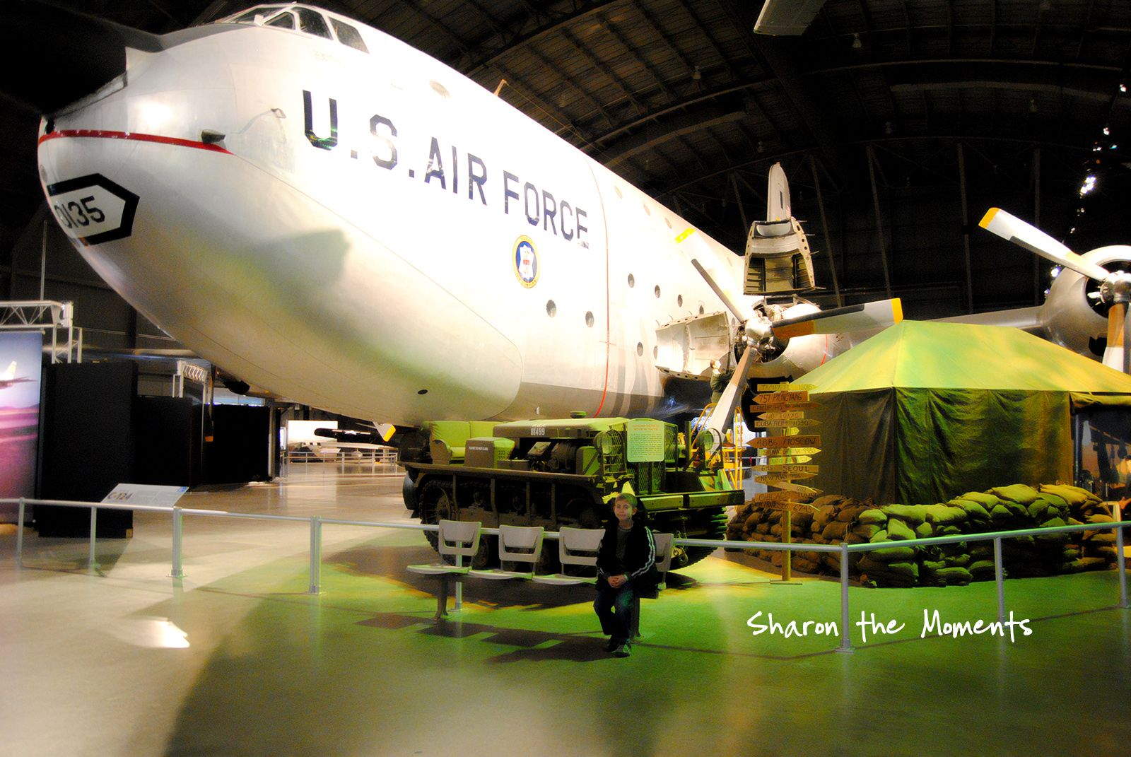 Dayton OH National US Air Force Museum Air force, Ohio