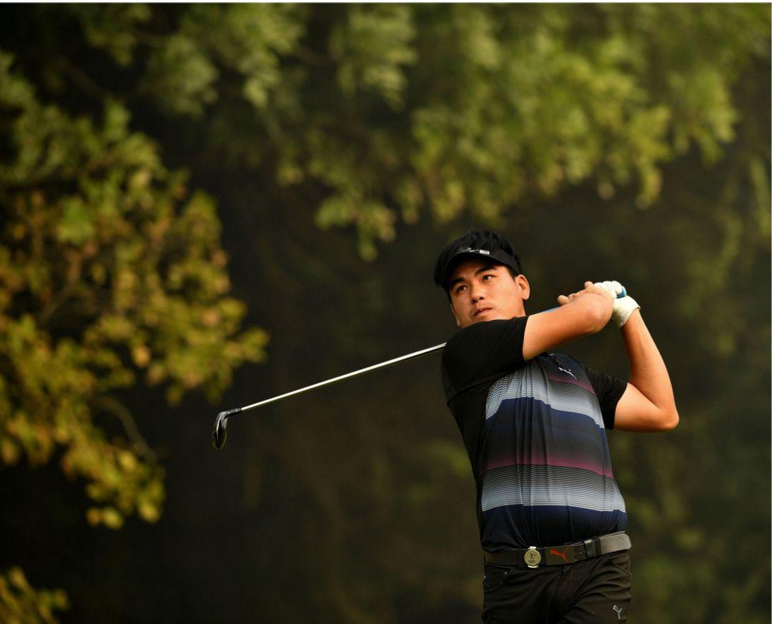 40+ Bangladesh open golf viral
