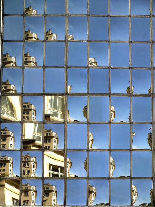 St James Church Window Reflection In 2020 Window Reflection