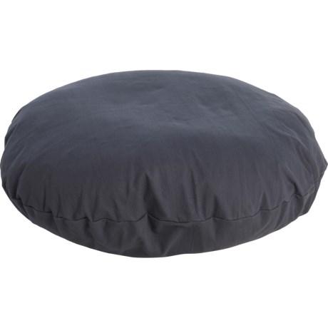 Kimlor Jumbo Round Dog Bed 50 In 2020 Round Dog Bed Dog Bed Favorite Bedding