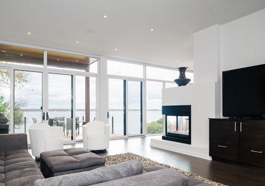 Christopher Simmonds Architect - Ottawa River House - Photo 4