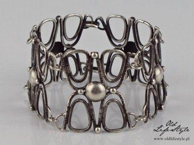 Unikatowa Bransoleta Orno Julia Szefer 6740967802 Oficjalne Archiwum Allegro Jewelry Metal Working Crown Jewelry