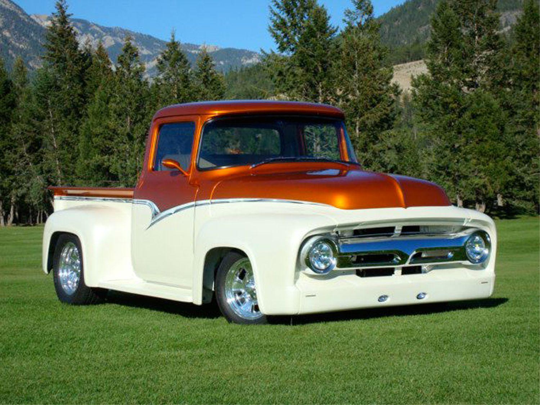 ford pickup 1956 ford 100 truck misc pinterest. Black Bedroom Furniture Sets. Home Design Ideas